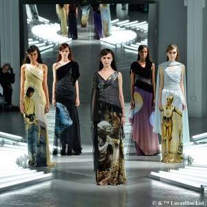Star Wars dresses by Rodarte