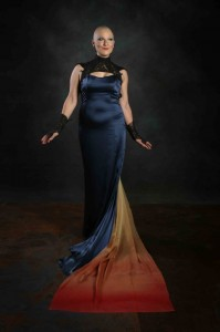 Hannah Kent - Asajj Ventress couture design