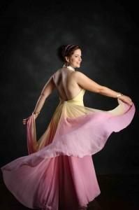 Caitlin Shindler - Padme' Amidala couture design