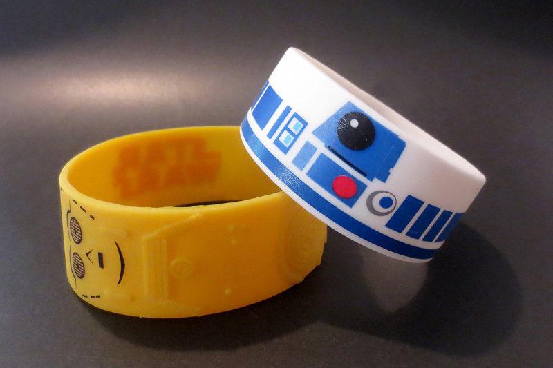 Pyramid International - rubber Star Wars bracelets