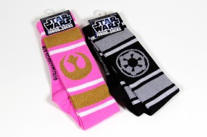 Star Wars socks from Celebration convention