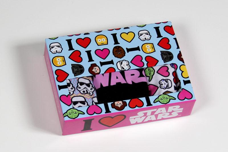 Peter Alexander Star Wars packaging