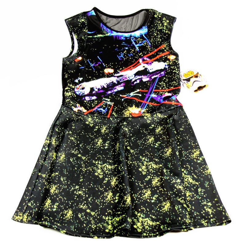 We Love Fine x Goldie dress - front