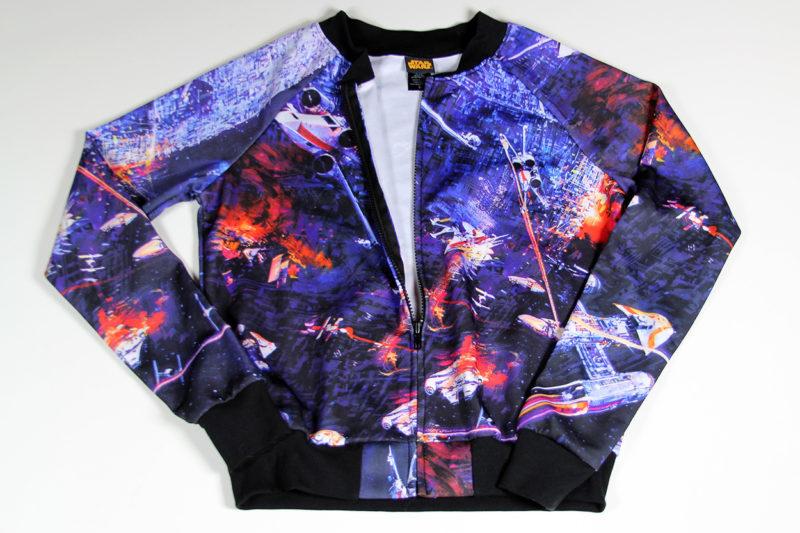 We Love Fine x Goldie jacket - front