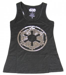 Her Universe Imperial logo tank top
