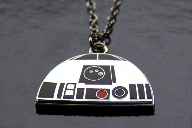 Loungefly - R2-D2 pendant