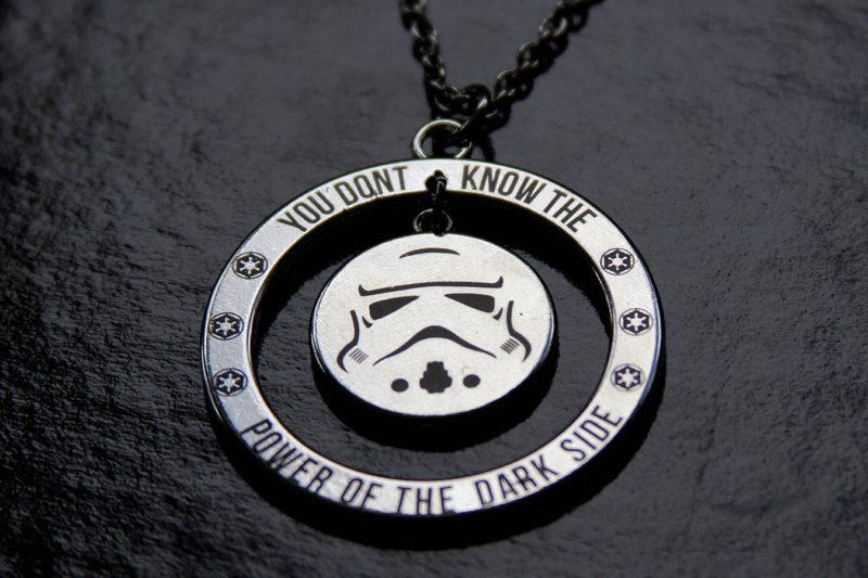 Loungefly - Stormtrooper pendant