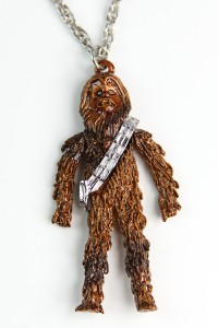 Weingeroff Ent - Chewbacca necklace