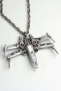 Weingeroff Ent - X-Wing necklace
