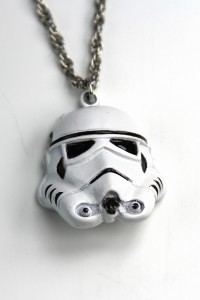 Weingeroff Ent - Stormtrooper necklace