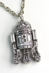 Weingeroff Ent - R2-D2 necklace