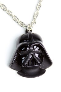Weingeroff Ent - Darth Vader necklace