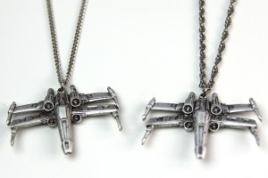 Weingeroff Ent - X-Wing necklaces