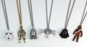 Weingeroff Ent - Star Wars necklaces