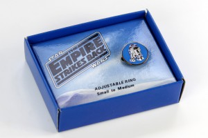 Wallace Berrie - boxed R2-D2 ring
