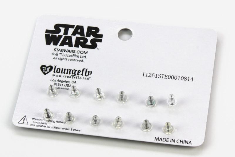 Loungefly - six earring sets