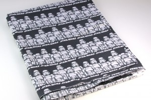 Licensed Star Wars fabric