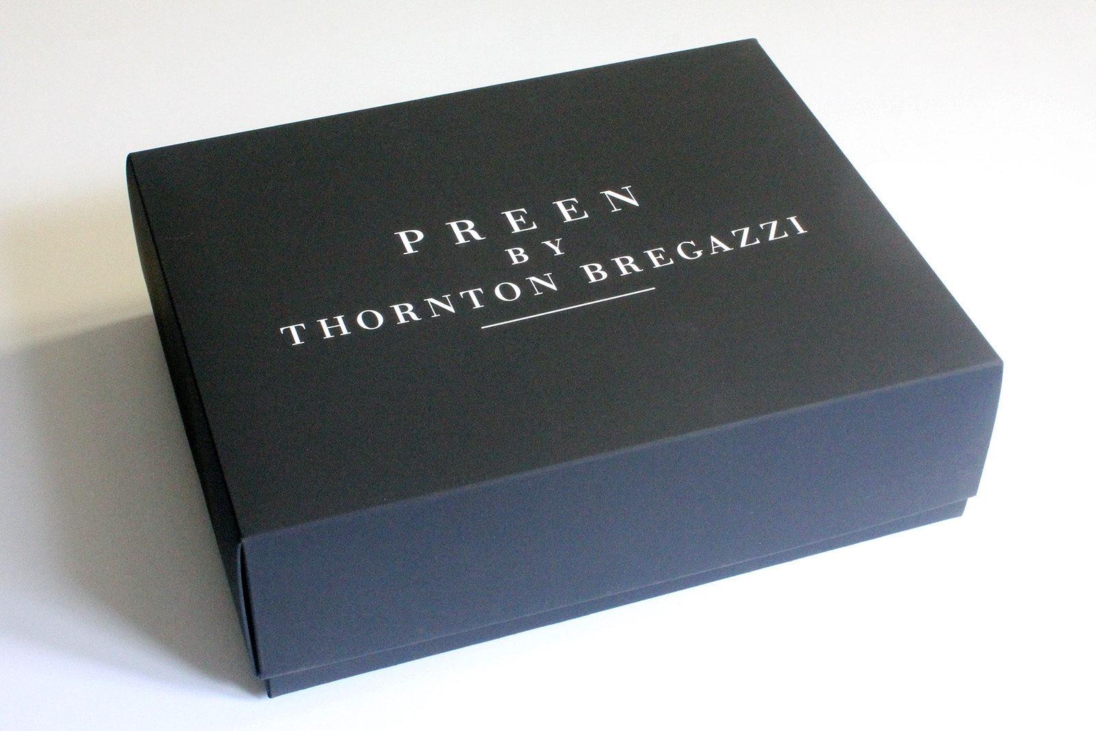 Preen by Thornton Bregazzi - box