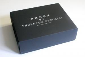 Preen by Thornton Bregazzi box