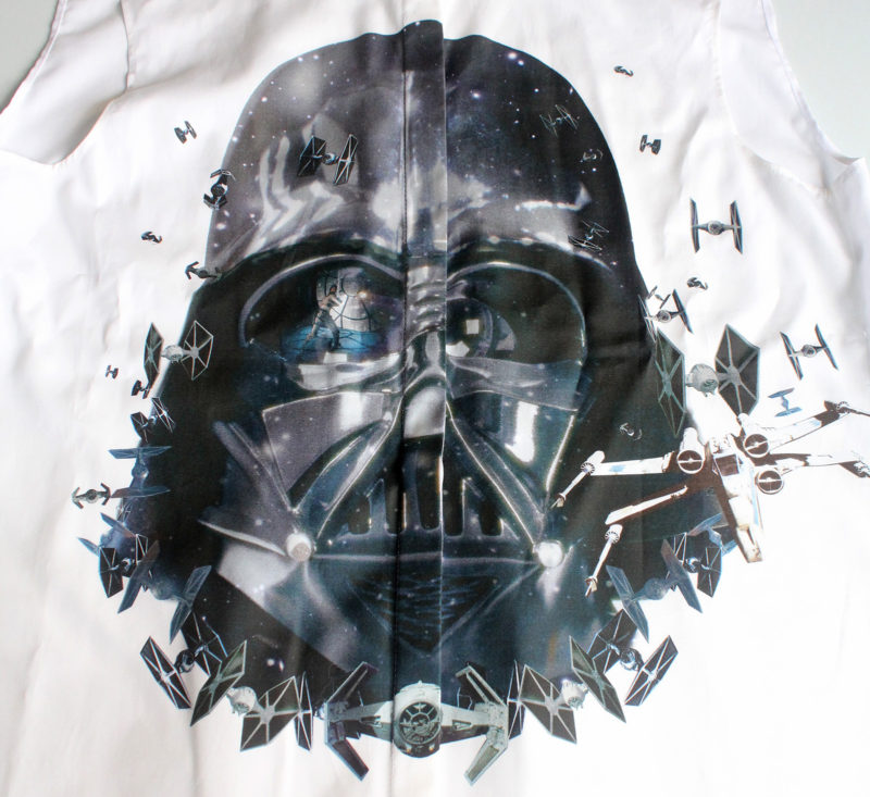 Preen by Thornton Bregazzi 'Darth' shirt