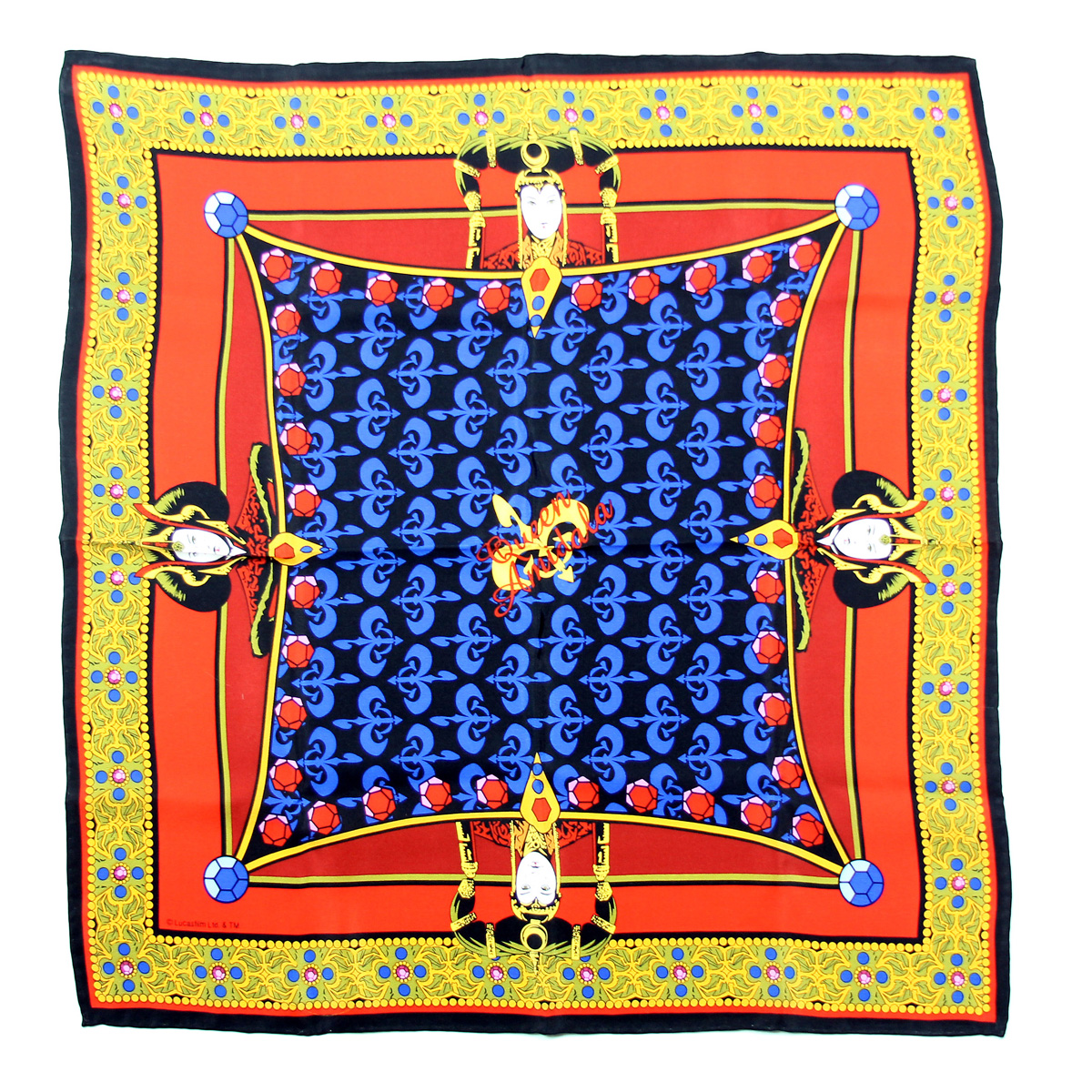 Ralph Marlin Queen Amidala silk scarf