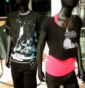 Riachuelo Star Wars collections