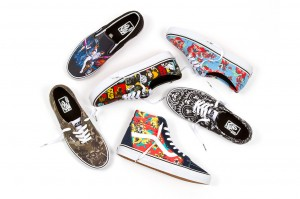 Vans X Star-Wars Classics Footwear Collection
