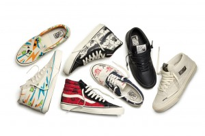 Vault by Vans X Star-Wars Footwear Collection