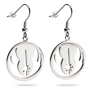 Thinkgeek Jedi Order Earrings