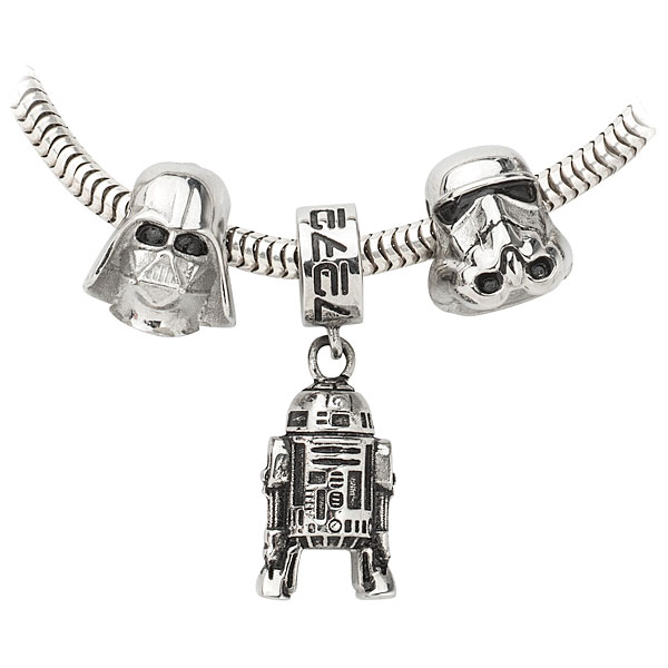 Star Wars charms at ThinkGeek