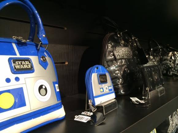 Loungefly - Star Wars handbags and coin purses