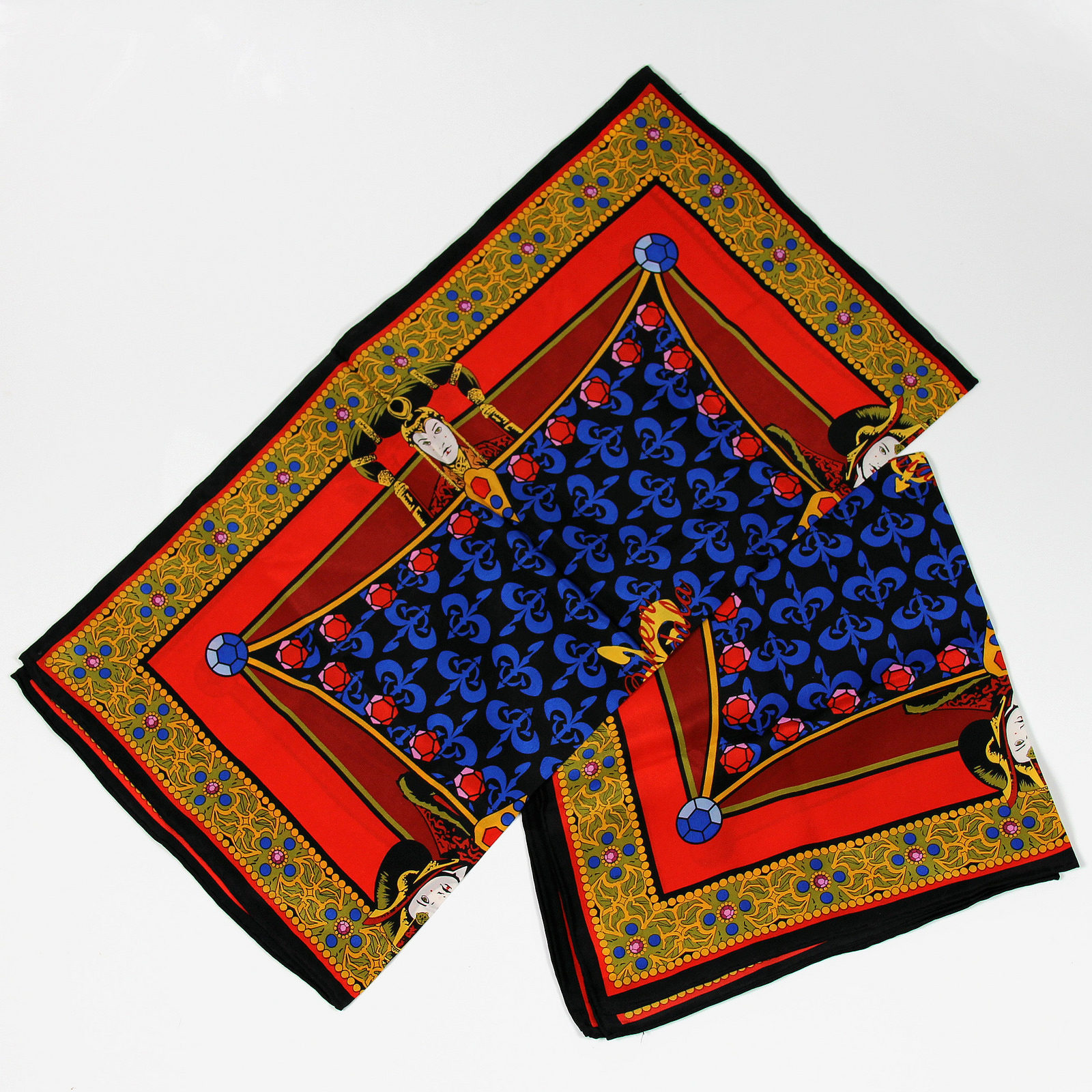 Ralph Marlin Queen Amidala silk scarves