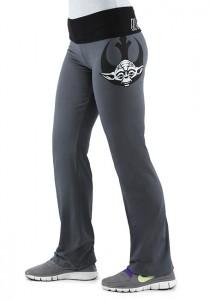 Thinkgeek yoga pants - Yoda