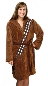 Thinkgeek - Chewbacca women's robe