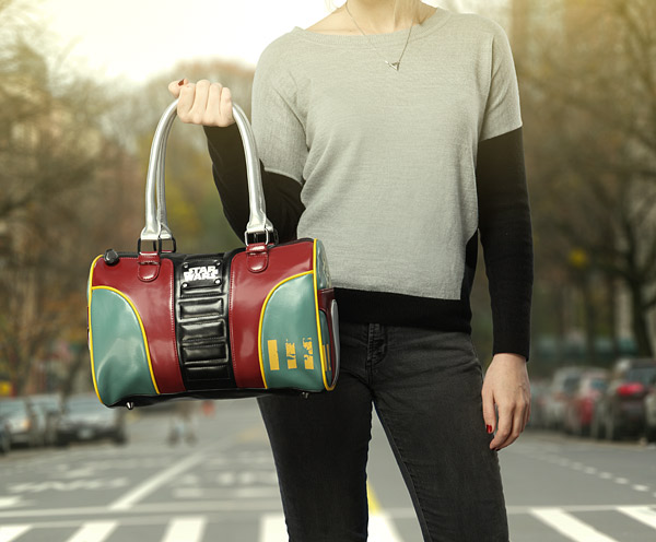 Thinkgeek - Boba Fett handbag