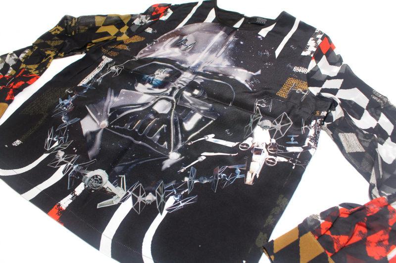 Preen by Thornton Bregazzi x Star Wars Darth Vader shirt