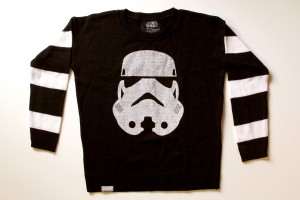 We Love Fine - trooper knitted sweater