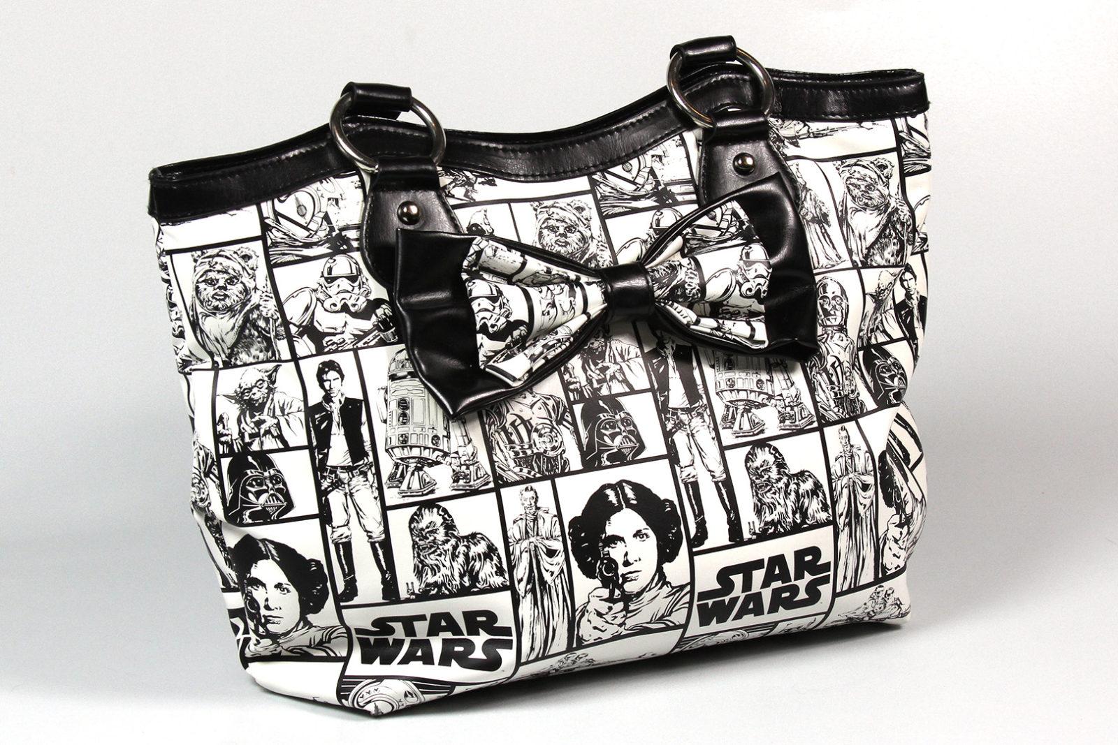 Review – Rock Rebel comic handbag