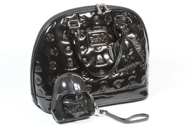 Loungefly - Darth Vader dome bag and 3d coin clutch