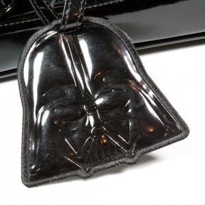 Loungefly - Darth Vader dome bag tag