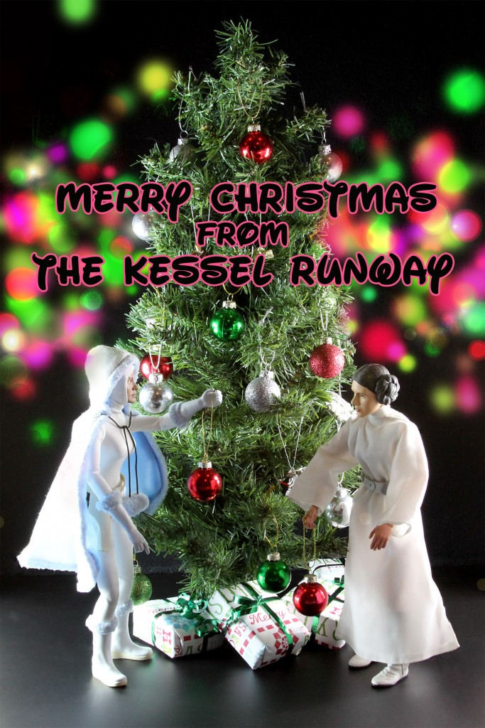 Merry Christmas from The Kessel Runway