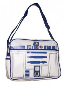 R2-D2 messenger bag