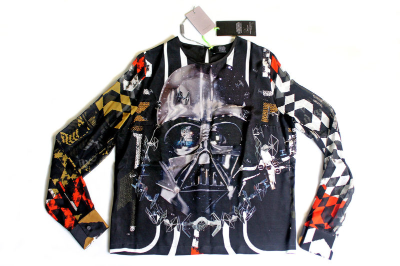 Preen by Thornton Bregazzi x Star Wars Darth Vader shirt