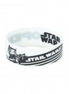Hot Topic - Trooper Rubber Bracelet