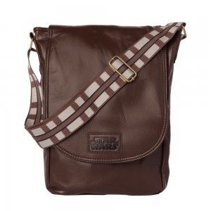Chewbacca messenger bags