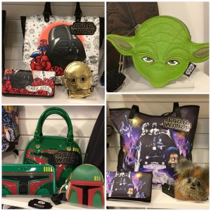 More Loungefly x Star Wars products coming soon