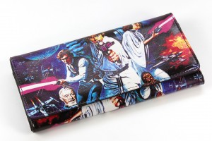 Rock Rebel - poster wallet (front)