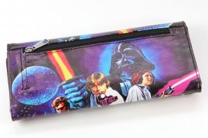 Rock Rebel - poster wallet (back)