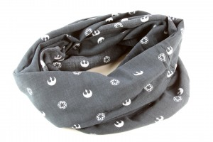 Her Universe - symbols infinity scarf
