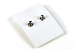 Weingeroff Ent X-Wing stud earrings